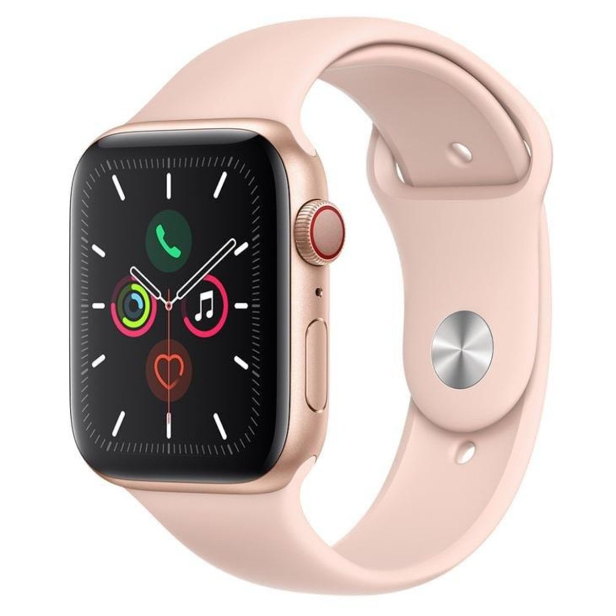 Imagem de Apple Watch Series 5 Cellular + GPS 44mm