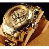 Relógio Invicta Masculino Pro Driver 0074 - Dourado