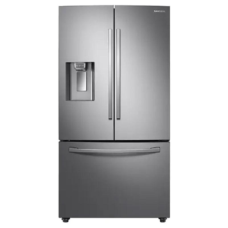 Geladeira/refrigerador 530 Litros 3 Portas Inox - Samsung - 110v - Rf23r6301sr/az
