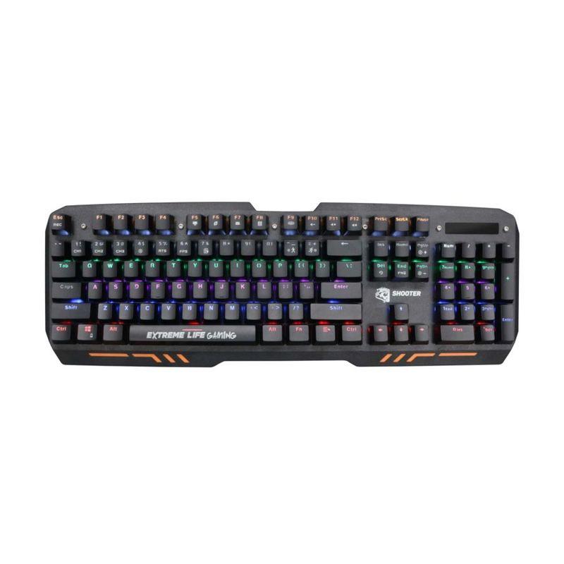 Teclado N-keys Shooter 304493-1 ELG