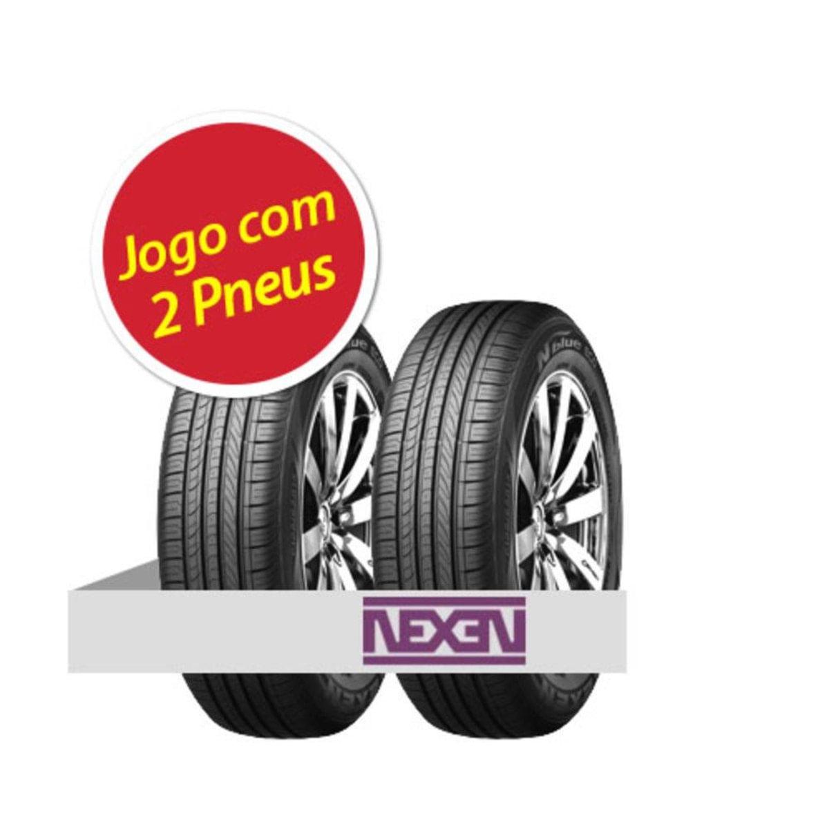 Pneu Nexen Nblue Eco 175/60 R15 81v - 2 Unidades