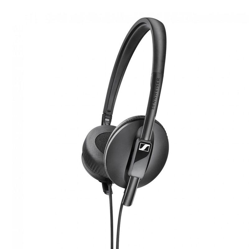 Fone de Ouvido Headphone Com Controle Momentum On Ear Sennheiser Hd100