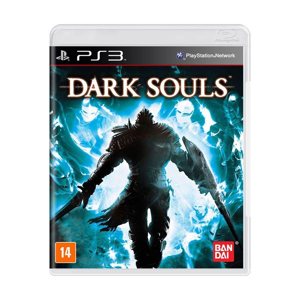 Jogo Dark Souls - Playstation 3 - Bandai Namco Games