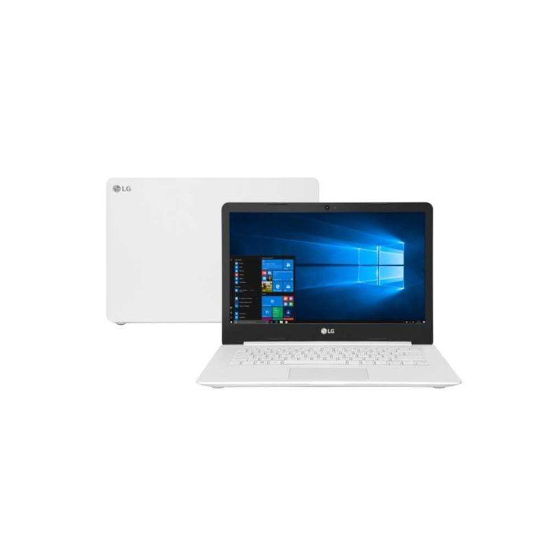 Ultrabook - LG 14u390-l.by36p1 Celeron N4100 2.40ghz 4gb 500gb Padrão Intel Hd Graphics Windows 10 Home Slim 14