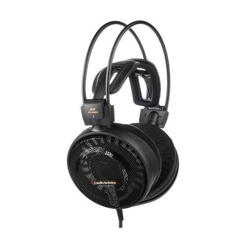 Fone de Ouvido Headphone Aberto Highfidelity Audio Technica Ath-ad900x
