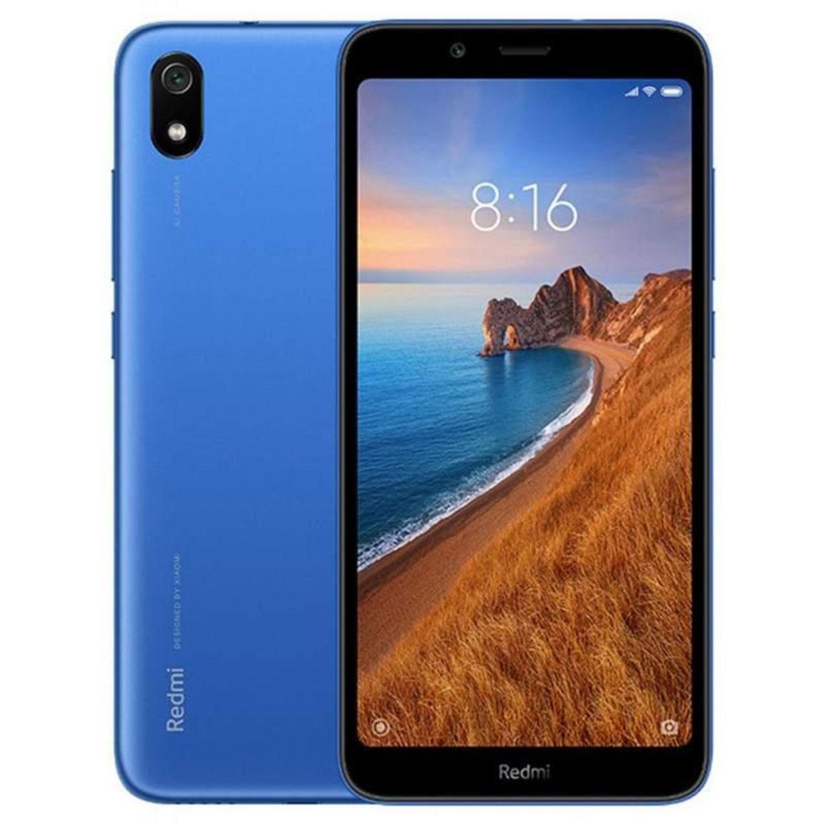 Celular Smartphone Xiaomi Redmi 7a 16gb Azul - Dual Chip