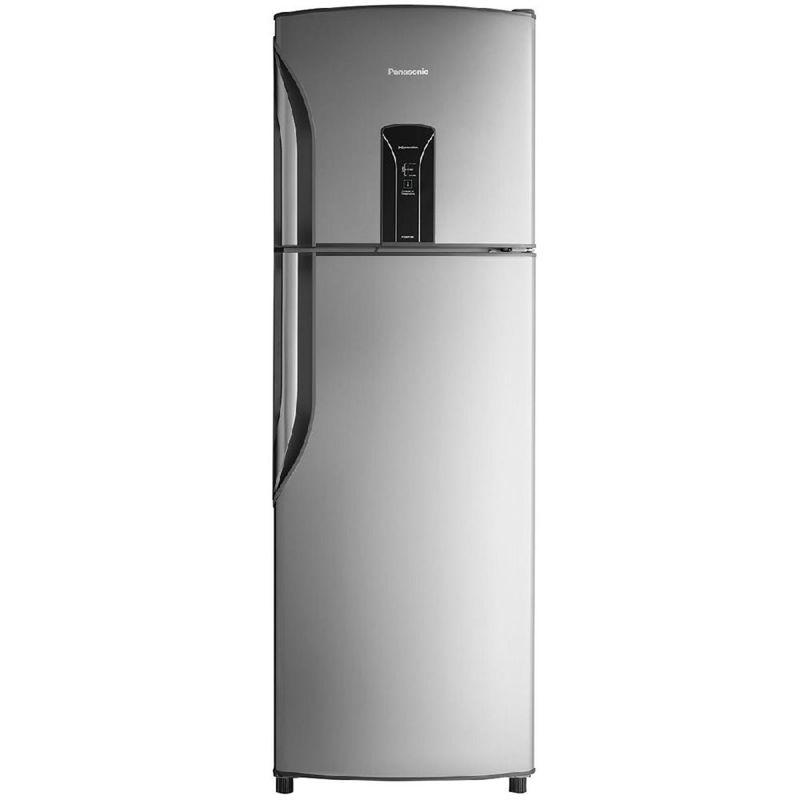 Geladeira/refrigerador 387 Litros 2 Portas Inox - Panasonic - 220v - Nr-bt40bd1xb