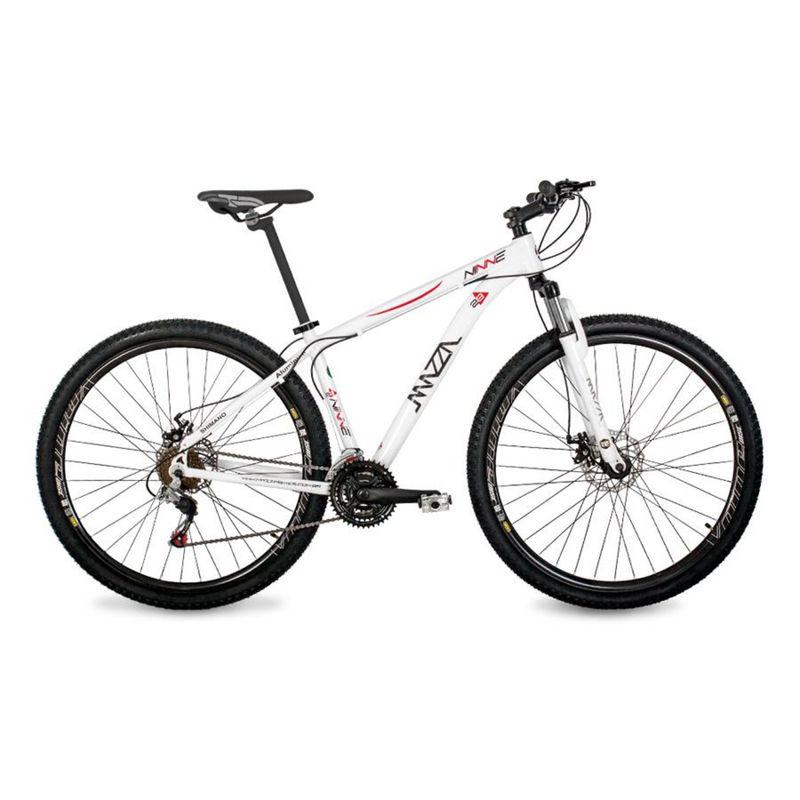 Bicicleta Mazza Ninne T17 Mecânico Aro 29 Susp. Dianteira
