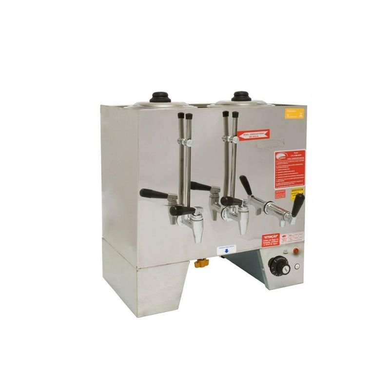 Cafeteira Industrial/comercial Consercaf Premium Inox 110v - Mcl61