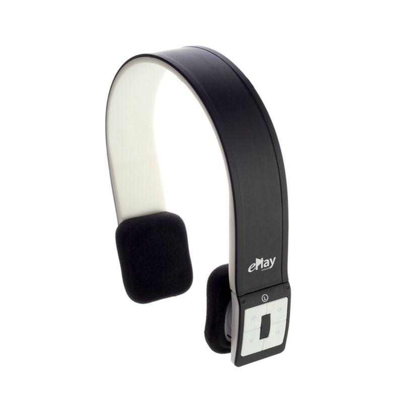 Fone de Ouvido Headphone Bluetooth Power Preto Eplay Ep410