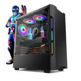 Pc Gamer Smart Pc SMT81261 Intel i5 8GB (GeForce GTX 1650 4GB) 1TB