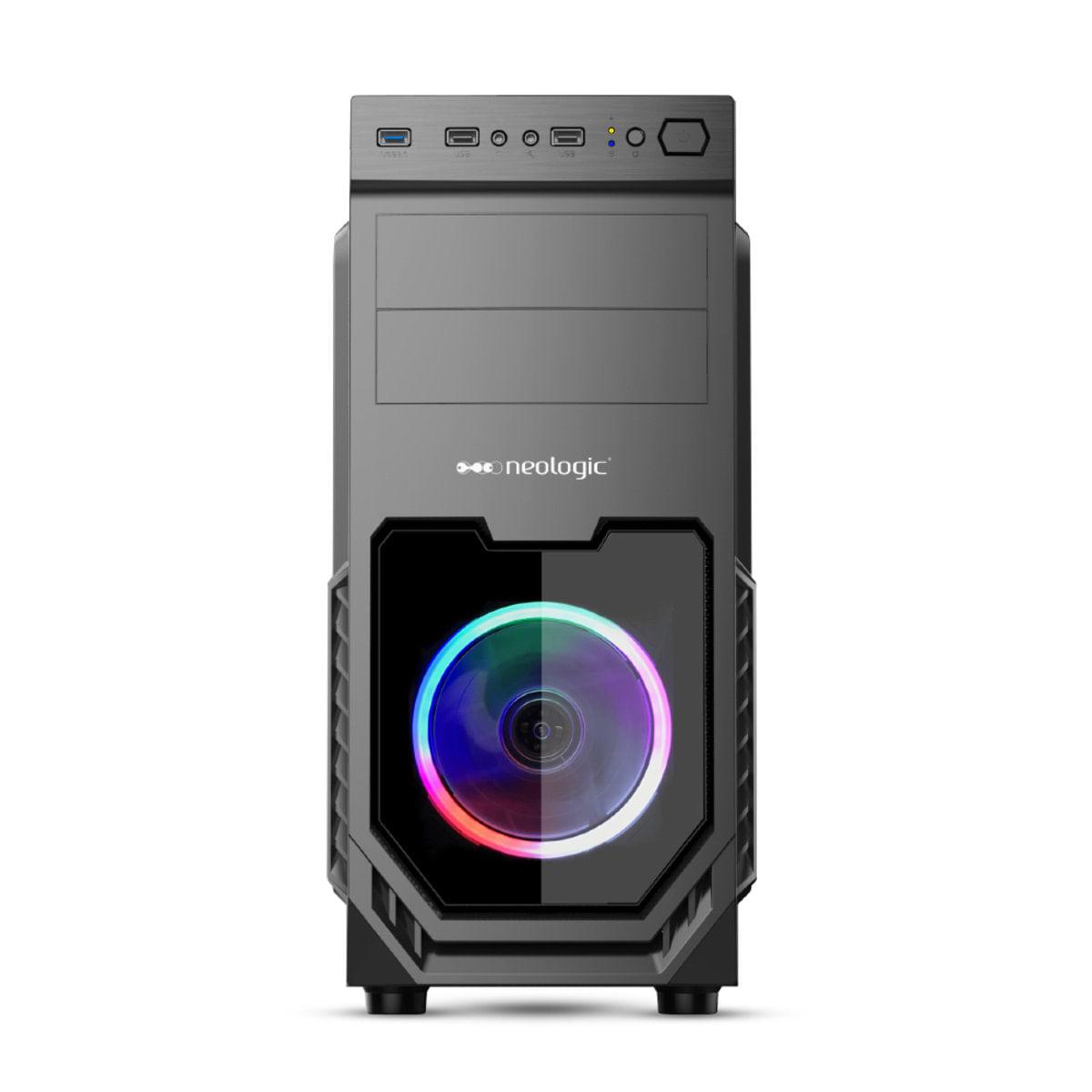 Desktop Neologic Gamer Nli81615 Amd Ryzen 3 3200g 3.60ghz 8gb 240gb Amd Radeon Vega 8 Windows 10 Pro Sem Monitor