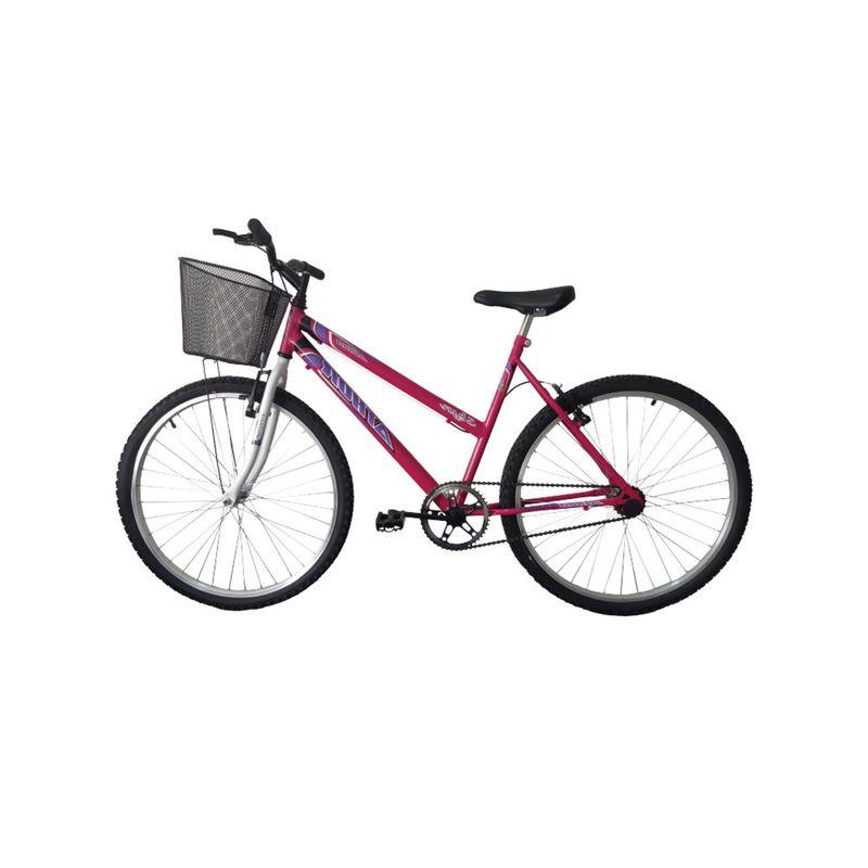 Bicicleta Athor Bike Downhill Aro 26 Susp. Dianteira 21 Marchas - Preto
