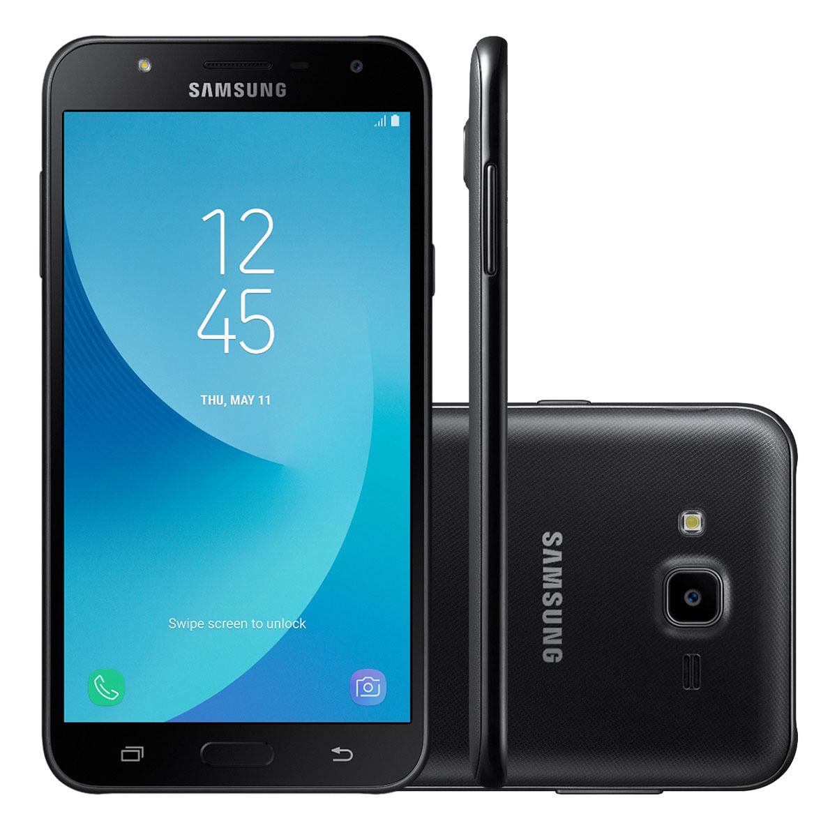 Celular Smartphone Samsung Galaxy J7 Neo J701mt 16gb Preto - Dual Chip