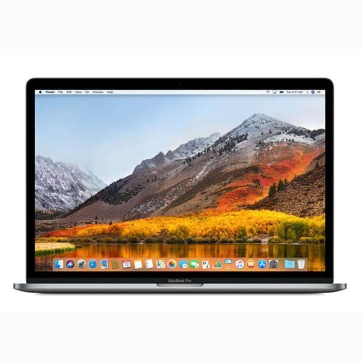 "Macbook - Apple Mr932bz/a I7 2.20ghz 16gb 256gb Ssd Intel Hd Graphics 630 Macos Sierra 15,4"" Polegadas"