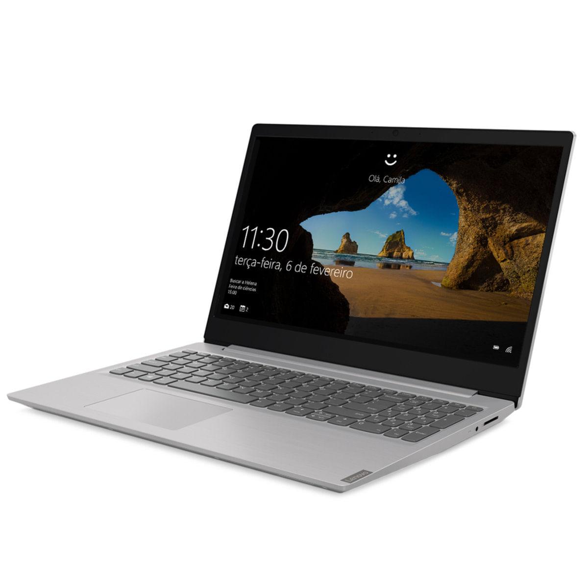 Ultrabook - Lenovo 81s90000br I7-8565u 2.00ghz 12gb 256gb Ssd Geforce Mx110 Windows 10 Professional Ideapad S145 15,6