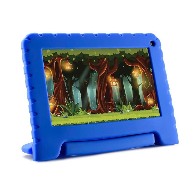 Tablet Multilaser Kid Pad Lite Nb302 Azul 8gb Wi-fi