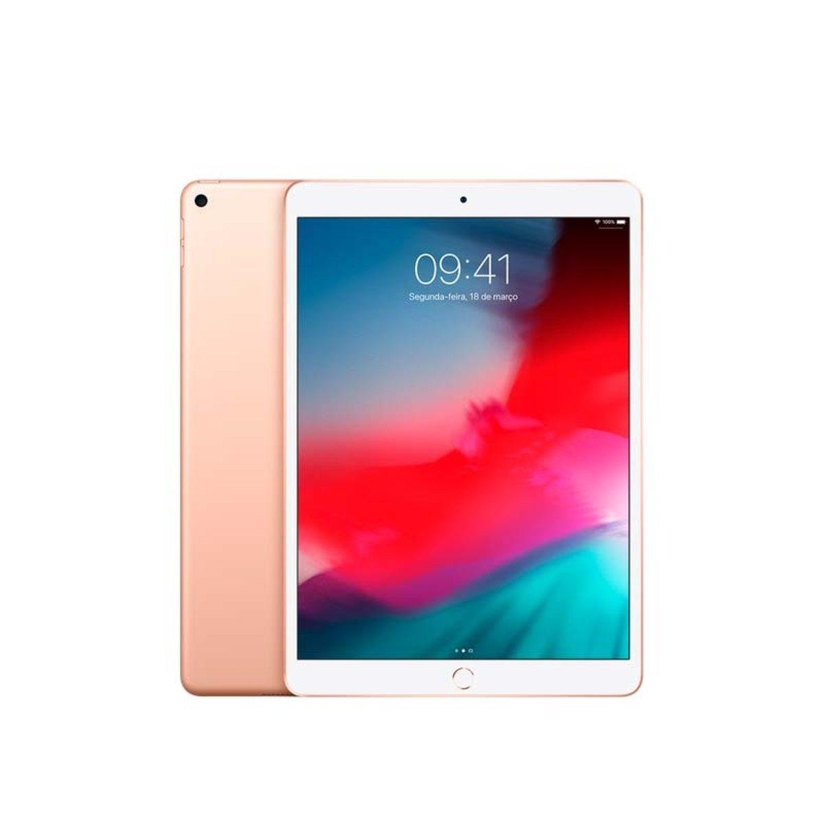 Tablet Apple Ipad Pro Mpdy2bz/a Cinza 256gb Wi-fi