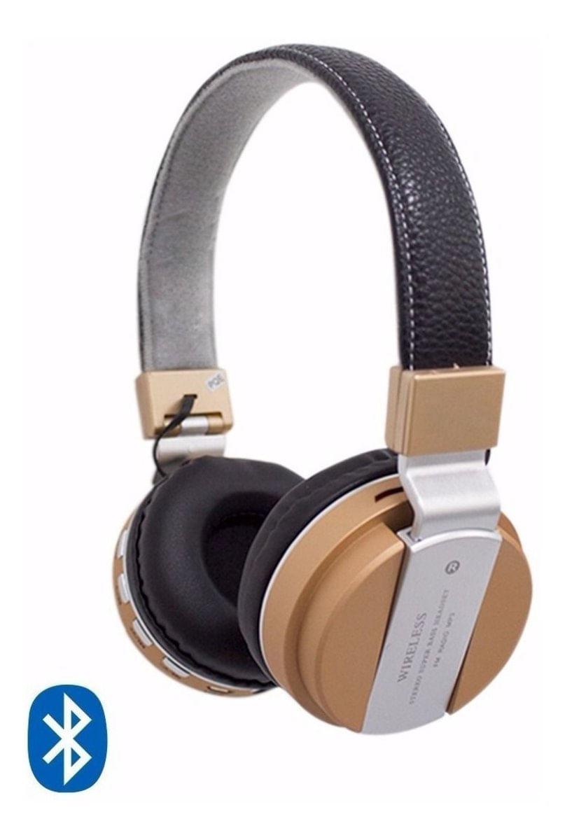 Fone de Ouvido Wireless Bluetooth Headset Sem Fio Yw998bt Jbl Jb-55