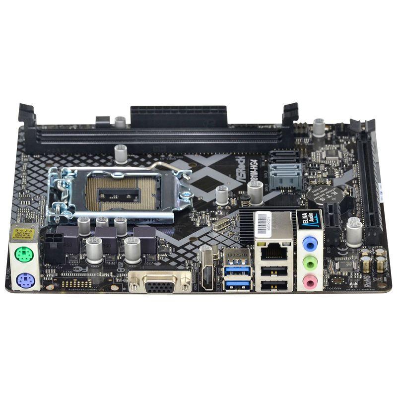 Desktop Skul Business B300 B41301t8 I3-4130 3.40ghz 8gb 1tb Intel Hd Graphics Sem Monitor