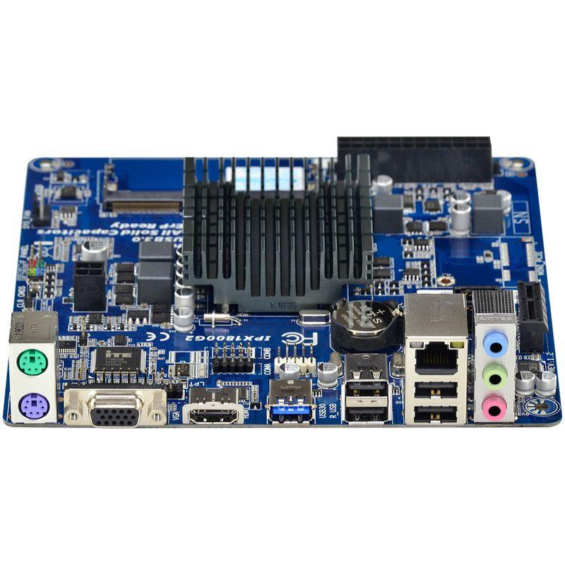 Desktop Skul Business H100 Hj18001204 Celeron J1800 2.41ghz 4gb 120gb Intel Hd Graphics Linux Sem Monitor