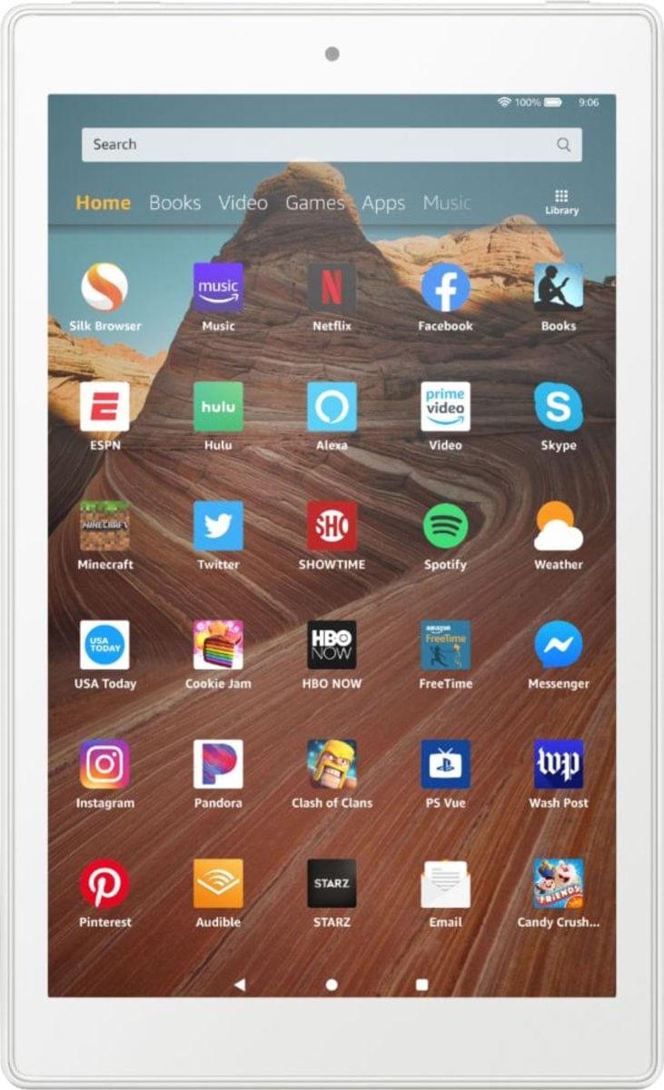 Tablet Amazon Fire Hd 2019 B07kd6btcz Branco 32gb