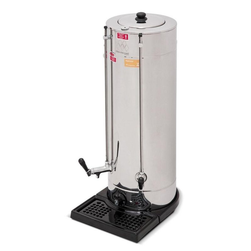 Cafeteira Industrial/comercial Marchesoni Master Inox 220v - Cf3101102