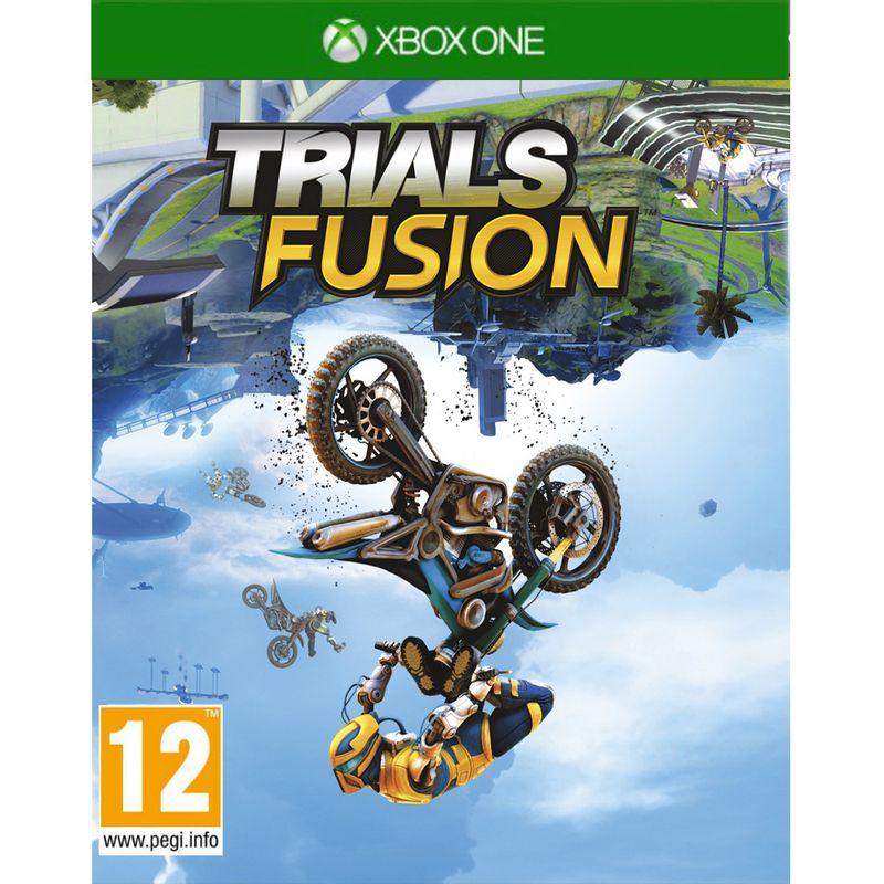 Jogo Trials Fusion - Xbox One - Ubisoft