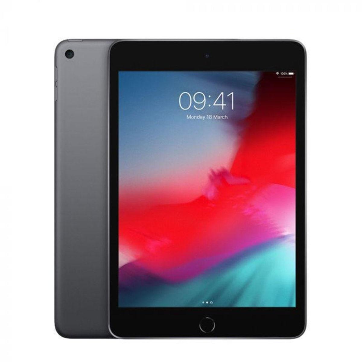Tablet Apple Ipad Mini 5 Muqw2lz/a Cinza 64gb Wi-fi