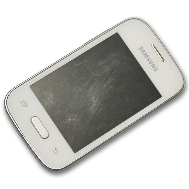 Celular Smartphone Samsung Galaxy Pocket Gt-s5300 4gb Branco - 1 Chip