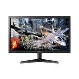 Monitor Gamer LG 24 Pol. LED Full HD 1ms Widescreen 24GL600F