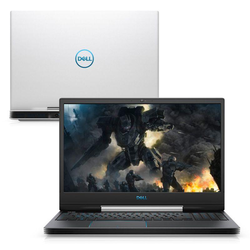 "Notebookgamer - Dell G5-5590-m70b I7-9750h 2.60ghz 16gb 512gb Ssd Geforce Gtx 1660 Ti Windows 10 Home Gaming 15,6"" Polegadas"