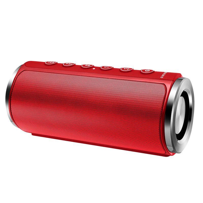 Caixa de Som Mondial Vermelho Sk-03