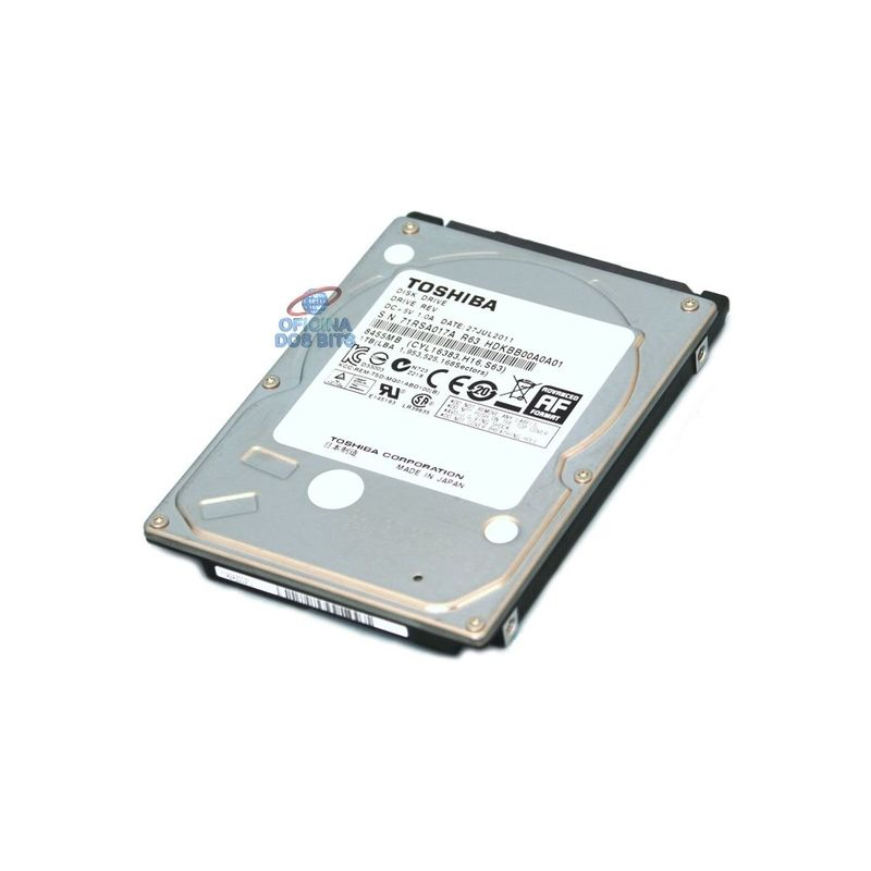 Hd Interno 500gb Toshiba Mq01abf050m
