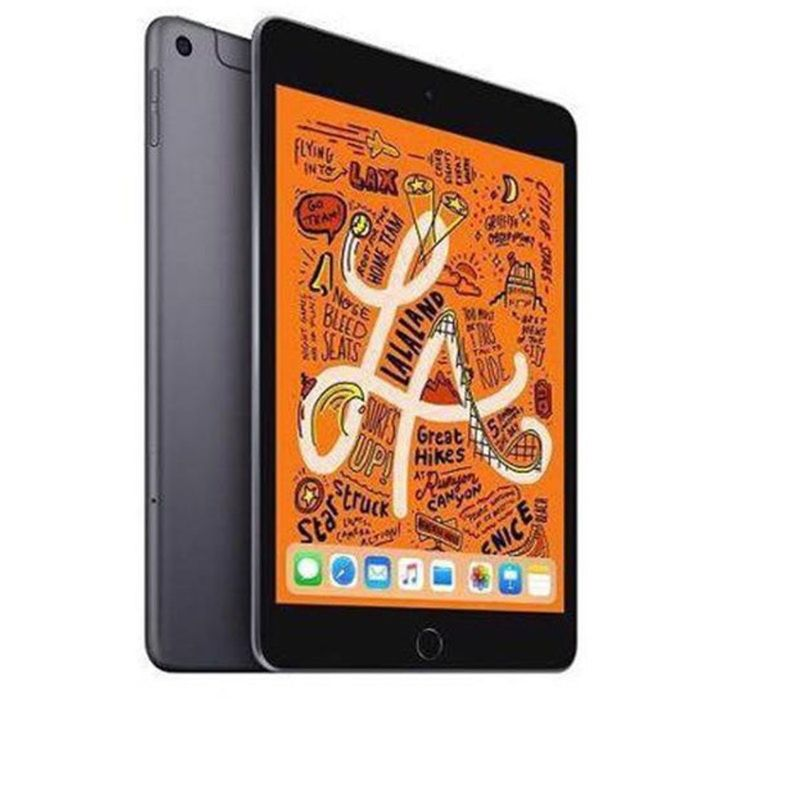 Tablet Apple Ipad Mini 5 Muu32lz/a Cinza 256gb
