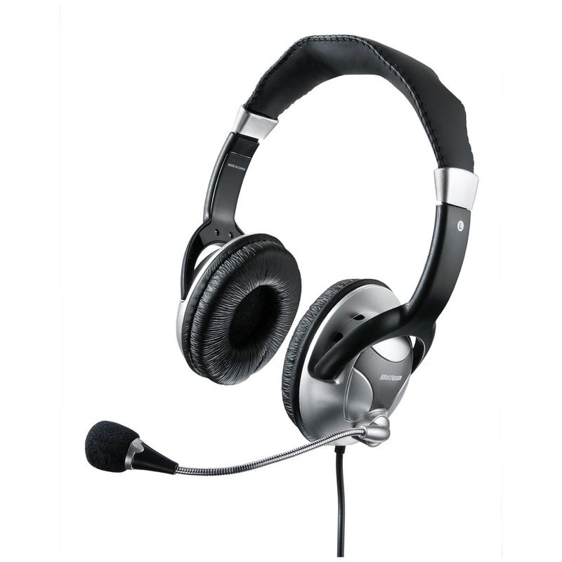 Fone de Ouvido Headset Profissional Big Multilaser Ph031