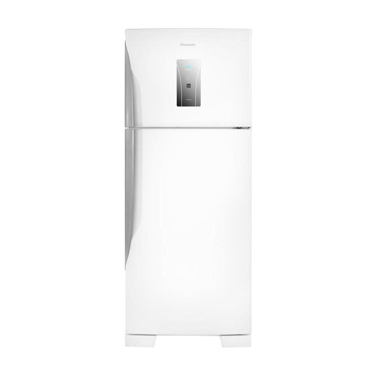 Geladeira/refrigerador 435 Litros 2 Portas Branco - Panasonic - 110v - Nr-bt50bd3wa