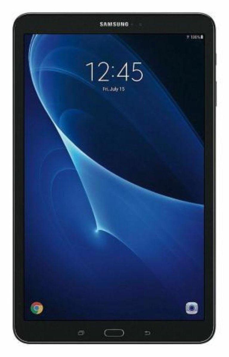 Tablet Samsung Galaxy Tab a T580 Preto 16gb Wi-fi