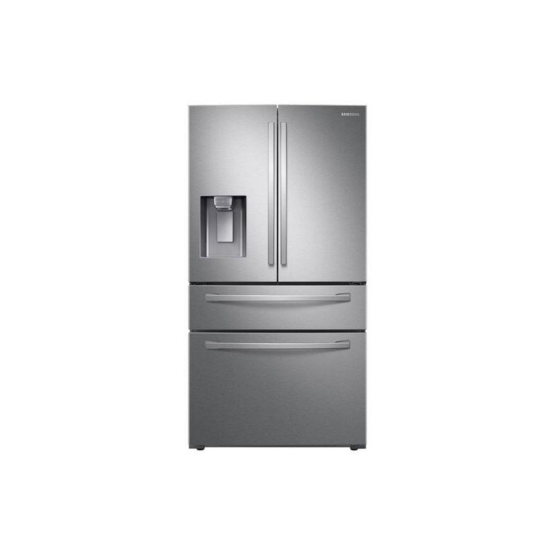 Geladeira/refrigerador 501 Litros 4 Portas Inox French Door - Samsung - 220v - Rf22r7351sr/bz