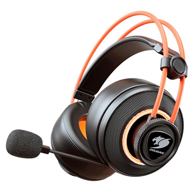 Fone de Ouvido Headset Gamer Immersa Pro Ultimate 7.1 Cougar Cgr-u50mb-700
