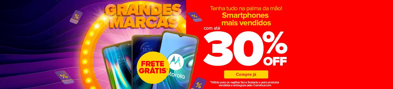 smartphones mais vendidos ate 30 off
