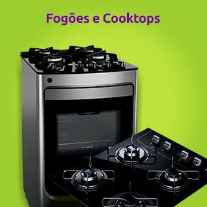 Fogões e Cooktops Consul